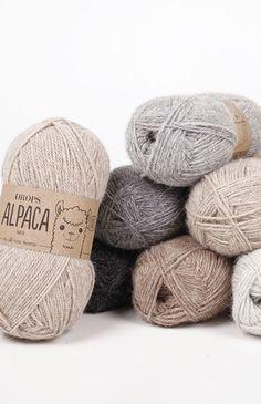 Farbkarte für DROPS Alpaca ~ DROPS Design