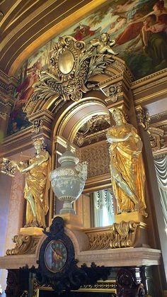 Paris Opera House http://theartofpianoperformance.tumblr.com/