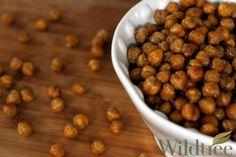 Healthy Snack!!  Wildtree's Roasted Cinnamon Sugar Chickpeas