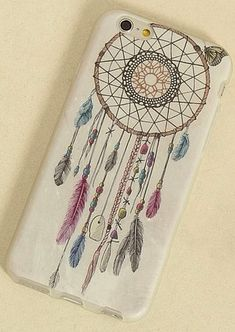 Iphone 6 Case - Dreamcatcher