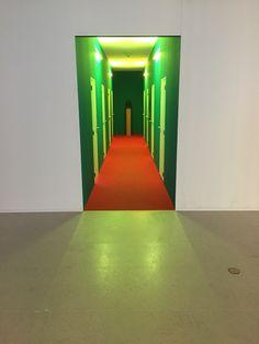 Sensory Spaces 9 - Beni Bischof. Museum Boijmans Van Beuningen 26/6