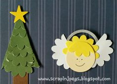 Scrappin' Jpegs: Christmas Blog Stop #6 Using your Creative Memories tools