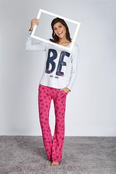 Suas noites mais divertida com pijamas fun!