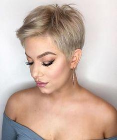 Stunning Pixie Hairstyles Short Hair Ideas 35