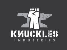 B Another version on the anvil/fist knuckles thing.Another version on the anvil/fist knuckles thing. Dj Logo, Typography Logo, Logo Branding, Typography Design, Best Logo Design, Graphic Design, Fitness Logo, Monogram Logo, Sports Logo