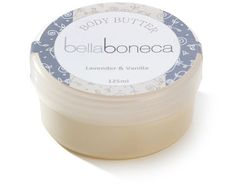 Intense hydration for your entire body. We love the lingering fragrance that this body butter leaves throughout the day.