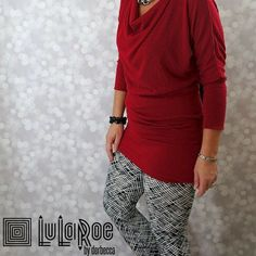 Today's Outfit of the Day: Simple, Easy, Comfortable. Shop LuLaRoe by derbecca this Spring. We'd love to meet you! #lularoefreeshipping #lularoeleggings #butterysoftleggings