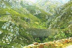 Old Mountain Pass     Matjies River