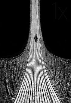 Bridge to the Future, by Yvette Depaepe