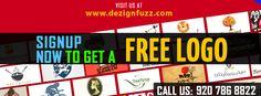 Get a Free logo design upon signup