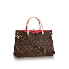 Discover Louis Vuitton Pallas via Louis Vuitton