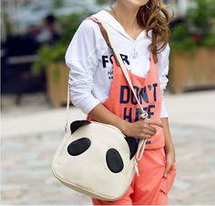 Kawaii Clothing   Bolso Panda / Panda Bag WH169   Online Store Powered by Storenvy