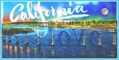 Daygo 619 California Love, Neon Signs
