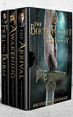 The BirthRight Trilogy Boxed Set: An Epic Fantasy Romance…