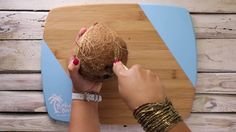 Coconuts- they're sweet, tasty and totally versatile! Watch as Bahama Breeze shares their 3-step process for opening coconuts!