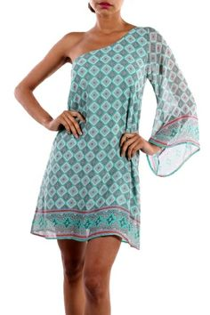 100%POLYESTER PRINT DRESSES MADE IN USA