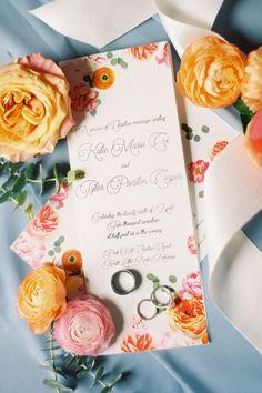 Wedding Program Inspiration, Wedding Program Examples, Creative Wedding Programs, Wedding Timeline, Wedding Tips, Wedding Stationery, Wedding Invitations, Order Of Wedding Ceremony, Little Rock Arkansas