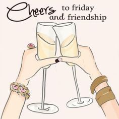 #TGIF! Are you catching up with your friends this #weekend? What are you getting up to?