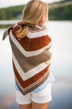 Within by Jane Richmond and Shannon Cook - this shawl would be great for handspun! Prayer Shawl Patterns, Knitting Patterns, Scarf Patterns, Knitting Projects, Knitted Shawls, Crochet Scarves, Knit Or Crochet, Crochet Shawl, Wrap Pattern