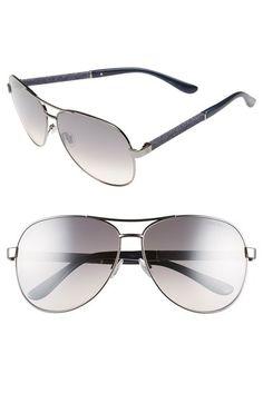 bfbe4a3ac1 Jimmy Choo  Lexie  61mm Aviator Sunglasses