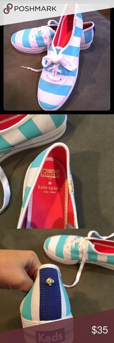 Kate Spade Keds platform sneakers size 8 1/2 new Adorable never worn platform sneakers kate spade Shoes Sneakers