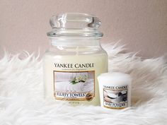 Yankee Candle - Fluffy towels