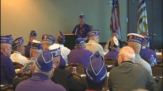 Convention brings together Purple Heart recipients from across NC - http://charlotte.citylocalbuzz.com/convention-brings-together-purple-heart-recipients-from-across-nc/