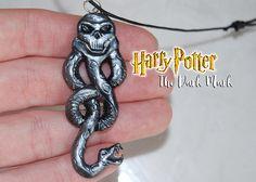 Colgante Marca Tenebrosa  Colgante Harry Potter  Joyería