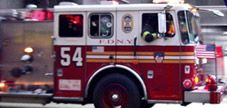 FDNY Firezone   Midtown - climb on a real fire engine, try on bunker gear, attend a presentation in a recreated fire scene