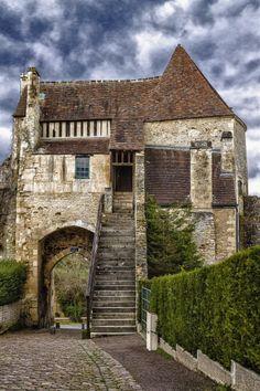 door Cordeliers Falaise Calvados France by hubert61.deviantart.com on @deviantART