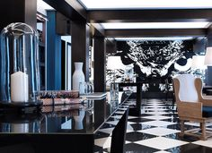 Opposites Attract: The Chess Hotel by Gilles & Boissier — KNSTRCT - Carefully Curated Design News