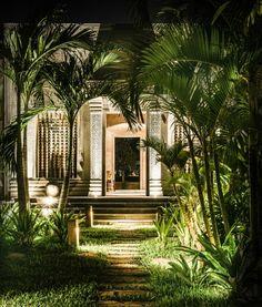 Architecture - Phum Baitang in Siem Reap, Cambodia
