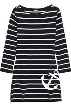 JCrew anchor dress