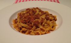 Ragu alla Bolognese - Alles over Italiaans eten