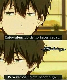 Read from the story Imagenes/memes anime by Little_Cxpricorn (Cxpricorn) with reads. Real Anime, Anime Love, Cat Memes, Funny Memes, Funny Pics, Tamako Love Story, Otaku Meme, Hyouka, All The Things Meme