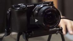 Part One - Unleashing the power of your Sony A6000 | http://www.garyfong.com/videos/part-one-unleashing-power-your-sony-a6000