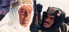 Lawrence of Arabia 1962 - Columbia TriStar/Getty Images