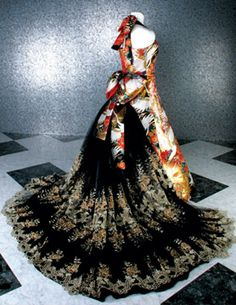 Wedding dress ☆ Kimono remake