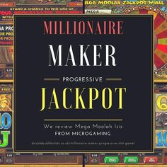 Looking for a Mega Moolah review? Try the Isis millionaire-maker progressive slot game from Microgaming here. Be one of thousands of winners!
