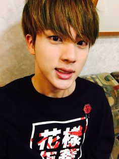 BTS Twitter [151209] Trans @bts_twt : Thank you so much, ARMYs!! Please take all our awards!! #JIN [ JIN ]