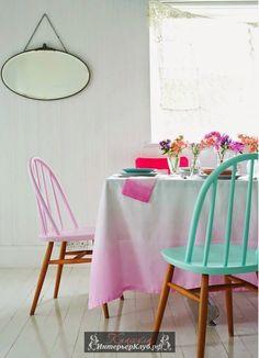 33 Перекрашиваем мебель своими руками, перекрасить мебель в другой цвет своими руками, идеи как перекрасить меель