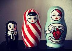 Resultado de imagem para bonecas russas