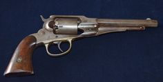 Antique Remington Pistols | Civil War Pistols