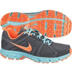 Nike Women's Downshifter 5 Running Shoe - Grey/Atomic Orange | DICK'S Sporting Goods