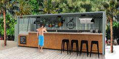 Ontwerp strandbar-container BLENDS   Marokko, Marina Smir Interior Design, Furniture, Home Decor, Morocco, Nest Design, Decoration Home, Home Interior Design, Room Decor, Interior Designing