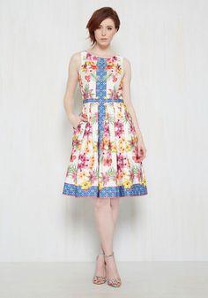 Zesty Attire Required Dress | Mod Retro Vintage Dresses | ModCloth.com