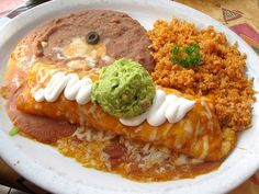 This looks soooooo good right now. I can't wait to have real Mexican food again