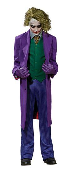 Grand Heritage #Dark #Knight #Joker Costume - Mr. Costumes