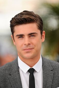 """Zac Efron ~ """"The Paperboy"""" photocall during the Cannes Film Festival ~ May 24, 2012"""