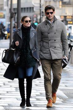 Olivia Palermo & Johannes Hubel